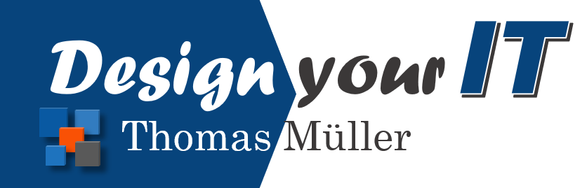Thomas Müller – Design your IT